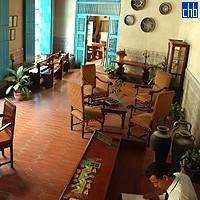 Hotel Habaguanex El Comendador hol