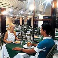 Restaurant at Elguea Hotel