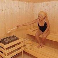 Sauna i spa u hotelu Islazul Elguea