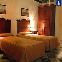 Pokój standardowy w Hotel Florida