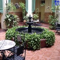 Islazul Gran Hotel Dvorište