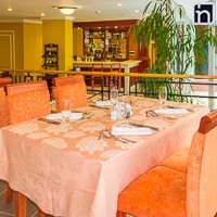 Restaurant of the Hotel Encanto Gran Hotel, Santiago de Cuba, Cuba