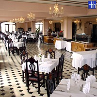Restauracja w Gran Hotelu