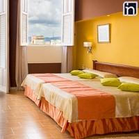 Standardzimmer des Hotels Encanto Gran Hotel, Santiago de Cuba, Cuba