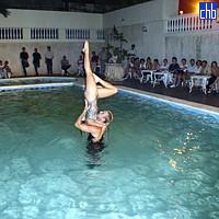 Gran Hotel Pool Show
