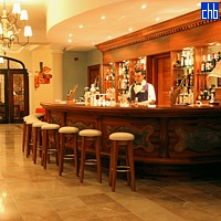 Bar do Hotel Grand Trinidad