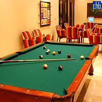 Iberostar Grand Trinidad Games Room