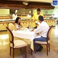 Ресторан в отеле Иберостар