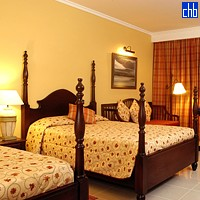 Quarto Standard do Hotel Grand Trinidad