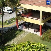 Bašta hotela Guantanamo