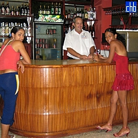 Lobby Bar at Guantanamo Hotel