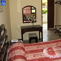 Soba za mladence u hotelu Guantanamo