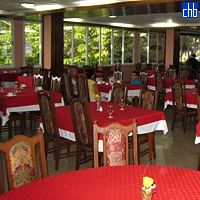 Hotel Guantanamo restoran
