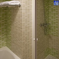 Hotel Four Points By Sheraton Havana Standard Room Bathroom with Bath & Shower