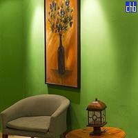 Pinturas en el Hotel, Miramar