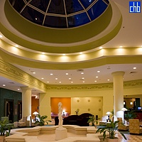 Lobby of Four Points By Sheraton