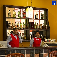 Bar en el Vestíbulo del Four Points By Sheraton Havana