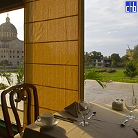 Buena Vista desde el Restaurante del Hotel Four Points By Sheraton Havana
