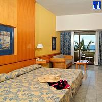 Chambre Double Standard de l'Hôtel Habana