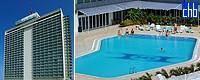 Hotel Tryp Habana Libre, Vedado, Havana, Cuba