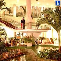 Habana Libre Hotel Lobby