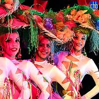 Habana Libre Hotel Show