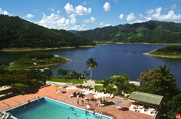Hotel Islazul Hanabanilla, Manicaragua, Santa Clara, Villa Clara, Kuba
