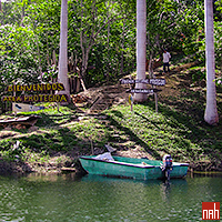 Hanabanilla chroniony naturalny krajobraz