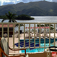 Hotel Hanabanilla Standard Room Pool & Lake View
