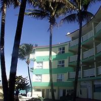 Vista Esterna dell'Hotel Varadero Herradura