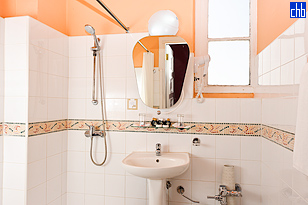 Kupatilo Standardne Sobe hotela Inglaterra