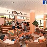 Isla Del Sur Hotel Lobby Bar