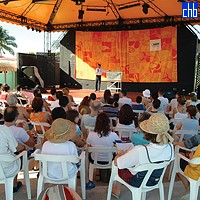 Tourism Information Meeting At The Isla Del Sur Hotel