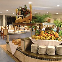 Buffet Restaurant at Jagua Hotel