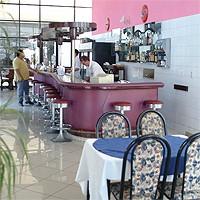 Gran Caribe Jagua, Cafetería