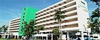 Extérieur de l'Hôtel Gran Caribe Jagua