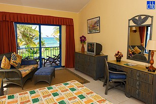 Ocean View Standard Room at the Hotel Memories Jibacoa