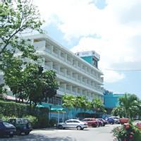 Entrata dell'Hotel Kohly, L'Avana, Cuba