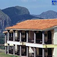 Отель Ла Эрмита, Виньялес, Куба