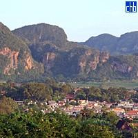 Pogled na dolinu Vinales