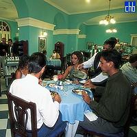 Hotel La Unión, Restaurante