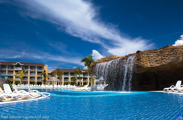 Готель Іберостар Лагуна Азул, Варадеро, Куба