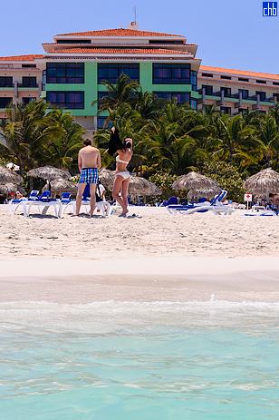 Varadero Plaža hotela Melia Las Americas
