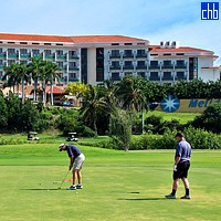 Golf Course At The Hotel Las Americas