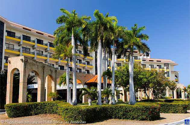 Мелия Лас Америкас  отель в Варадеро
