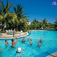 Melia Las Dunas Pool