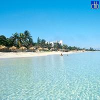 Playa en el Hotel Be Live Las Morlas
