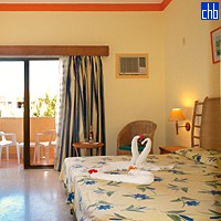 Hotel Las Morlas Double Room