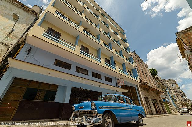 Hotel Lido, Cuba