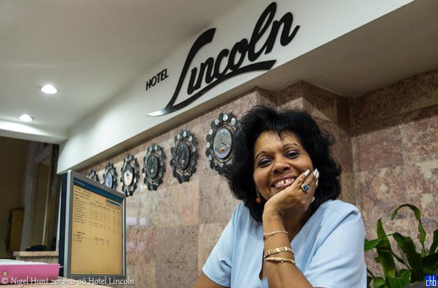 Lincoln Hotel na Kubi